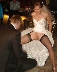 Интимное фото невест