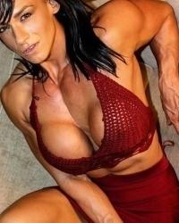 Сексуальные культуристки мускулистые женщины