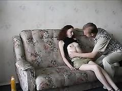 Отчим соблазнил свою старшую дочь