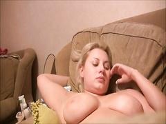 Супруга с мужем записали домашнее Русское порно видео