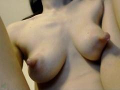 Русская девушка с большими сосками
