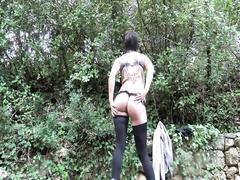 Красивый пейзаж восхитительная дрочущая девченка